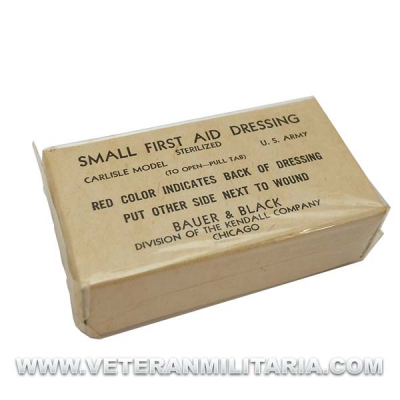 Small First Aid Dressing U.S. Originals