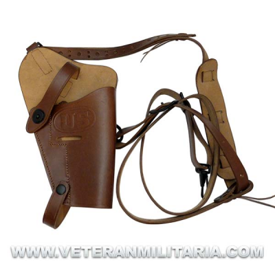 Holster M7 for Colt 1911 Brown