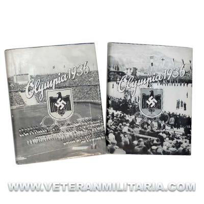 Olympia 1936, Olimpiadas de Berlín