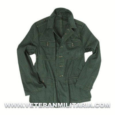 M42 Tunic summer, Troop