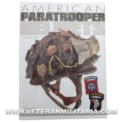 American Paratrooper Helmets (ENGLISH BOOK)