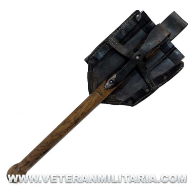 German Foldable Shovel Original