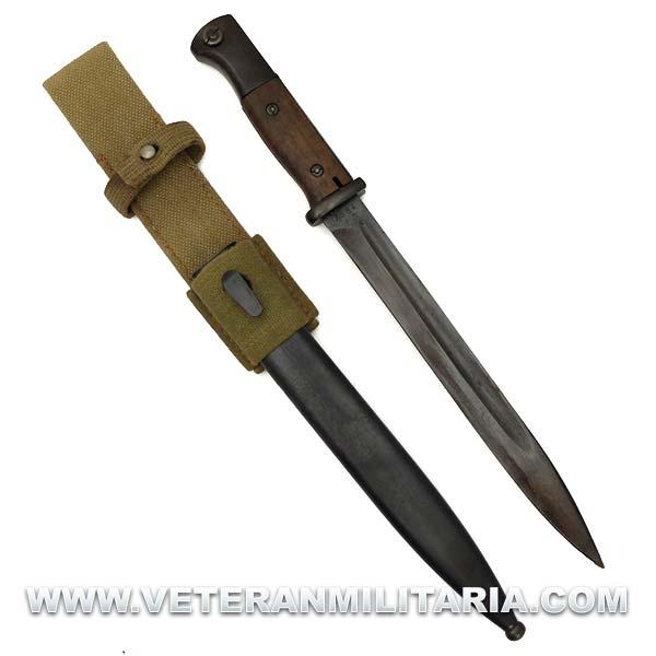 DAK Bayonet for K98 of the Original