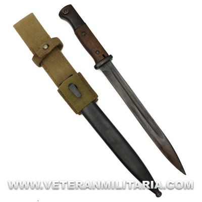 DAK Bayonet for Kar98 of the Original