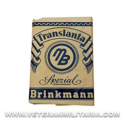 Pack of German Tobacco Brinkmann