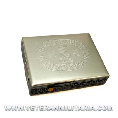 German Cigarette Case Guldenring