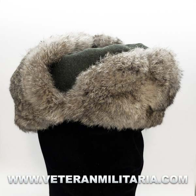Winter Fur Hat Wehrmacht 1942