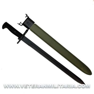 Bayoneta Garand M1 Larga
