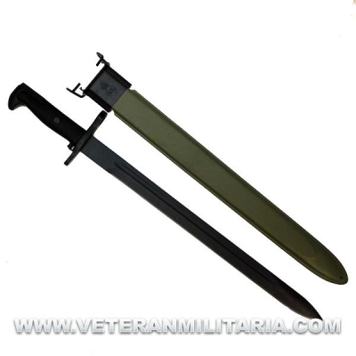 Garand Bayonet Long
