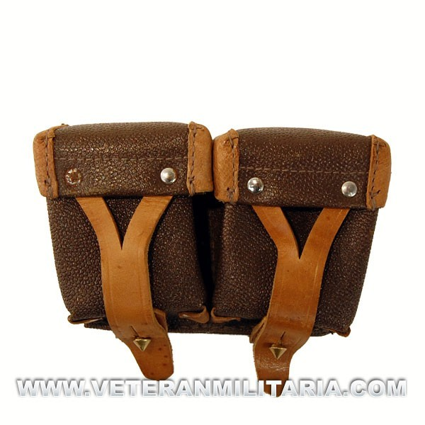Red Army Moisin Nagant Pouches