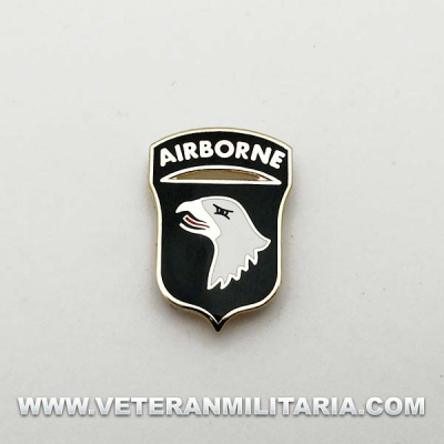 101st Airborne Pin