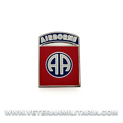 82st Airborne Pin