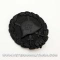 Legión Condor Badge of Wounded in Black