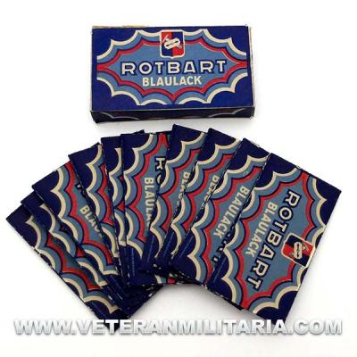 Rotbart Original Razor Blades