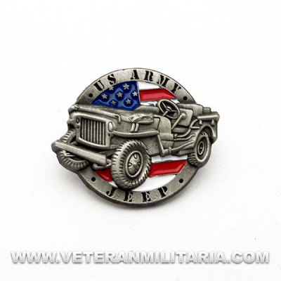 Pin Jeep Willys