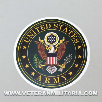 Sticker U.S. Army