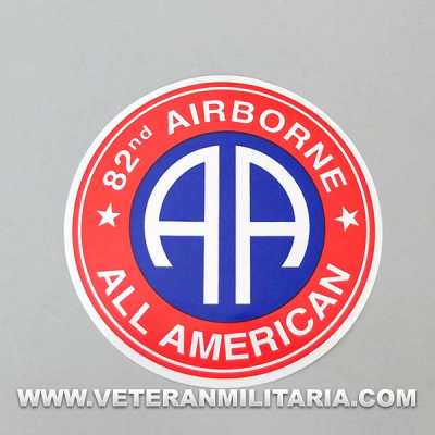 Sticker 82 Airborne