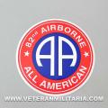 Sticker 82 Airborne