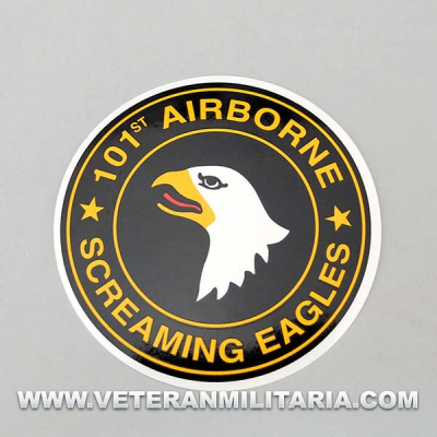 Sticker Screaming Eagles