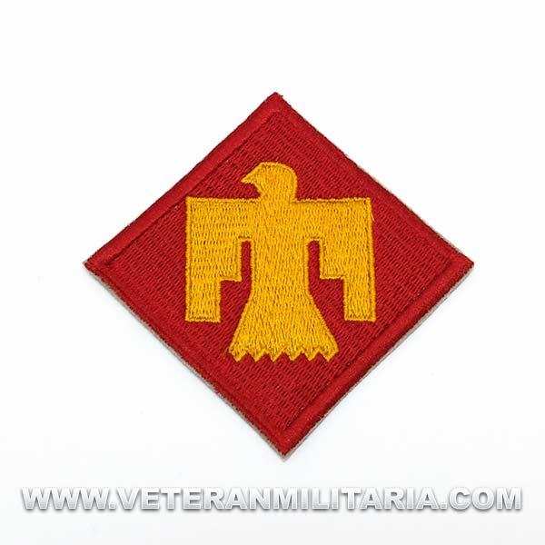 Parche 45 División de Infanteria