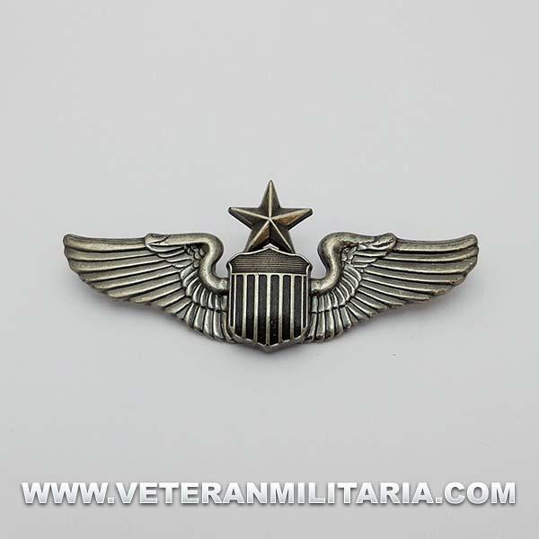 Air Force Pilot Senior Badge