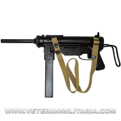 M3 Subfusil Grease Gun Denix