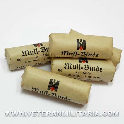 German Bandages Mull – Binde Original