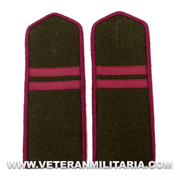 Russian Shoulder Board Infantry Junior Sergeant