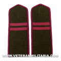 Russian Shoulder Board Infantry Junior Sergeant