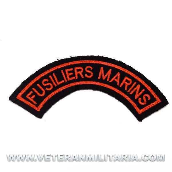 Parche Fusileros de la Marina