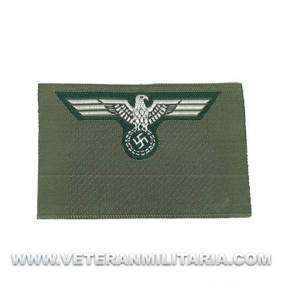 Eagle cap Wehrmacht M39 for officers