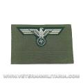 Águila de gorra para oficiales Wehrmacht M39