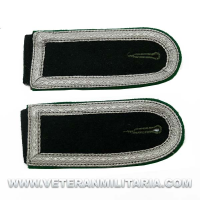 M36 Shoulder Boards for for Unterfeldwebel Gebirgsjäger