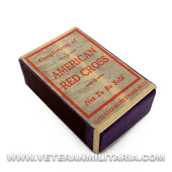 American Red Cross US Original Matches