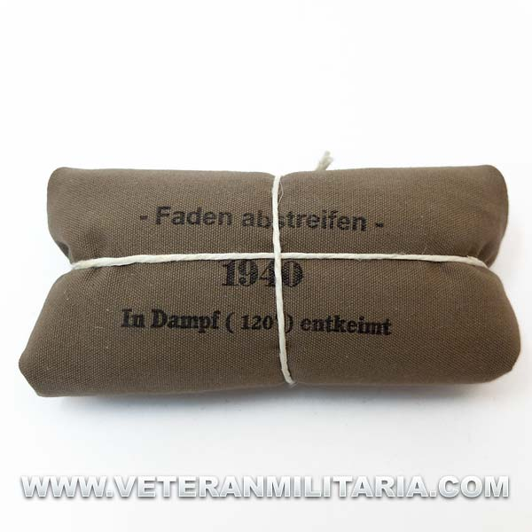 German bandage pack 1940