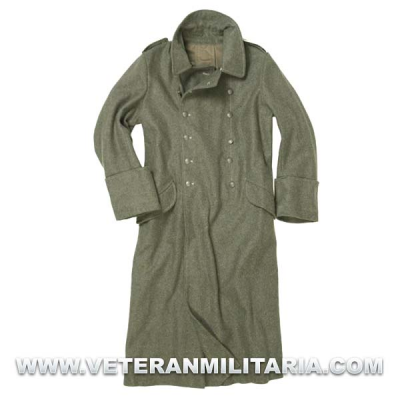 German M40 Overcoat