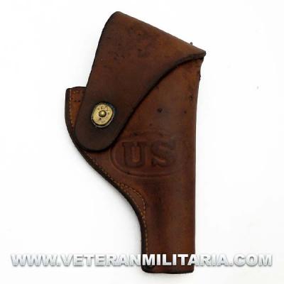 Pistolera para Smith and Wesson modelo Victory, marcajes del fabricante R.I.A.