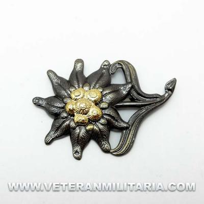 Gebirgsjager metal edelweiss - Bundeswehr