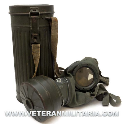 Gas Mask M30 Original (3)