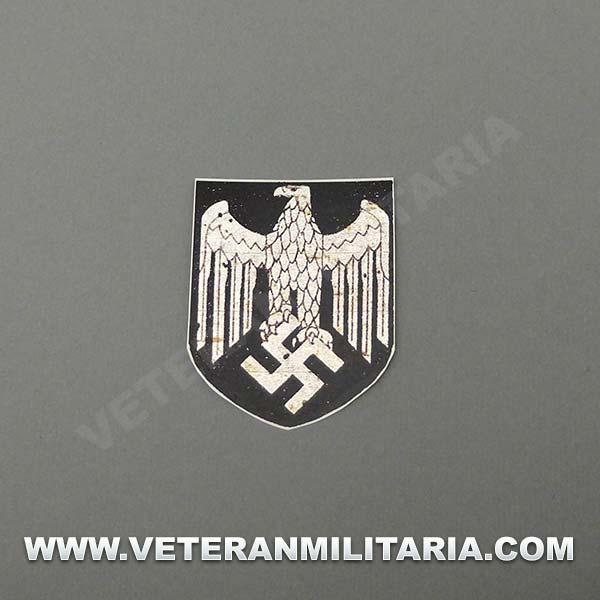 Decal for German Helmet Eagle Heer