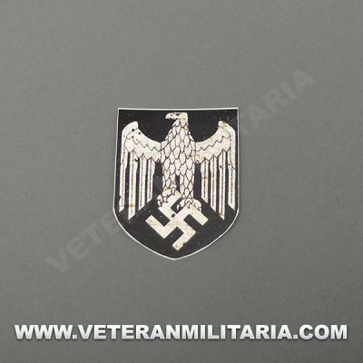 Decal for German Helmet Eagle Heer aged