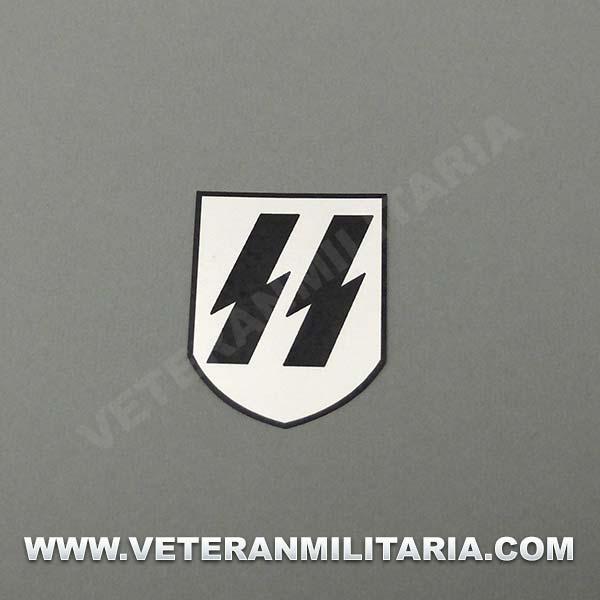 Decal for German Helmet Waffen SS