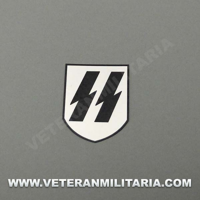 Decal for German Helmet Waffen SS