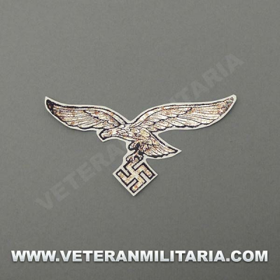 Decal for Helmet German Luftwaffe aged