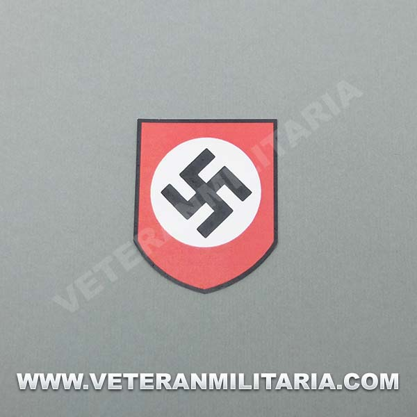 Decal for German Helmet Party Shield