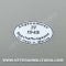 Decal Shell Acceptance Stamps 1943