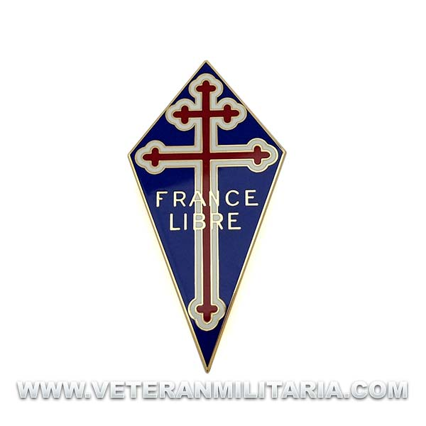 Badge of the FRANCE LIBRE