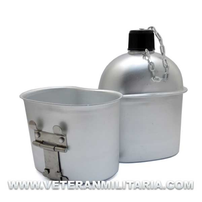 US Canteen and cup M-1910