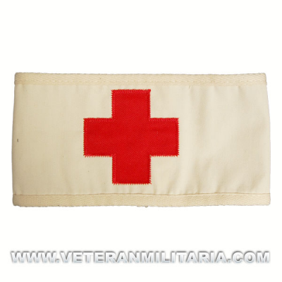 Armband, Red Cross, Medical Dept., U.S. Army