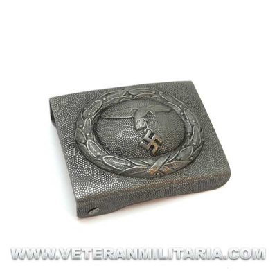 Luftwaffe Buckle 1st Model Granulated